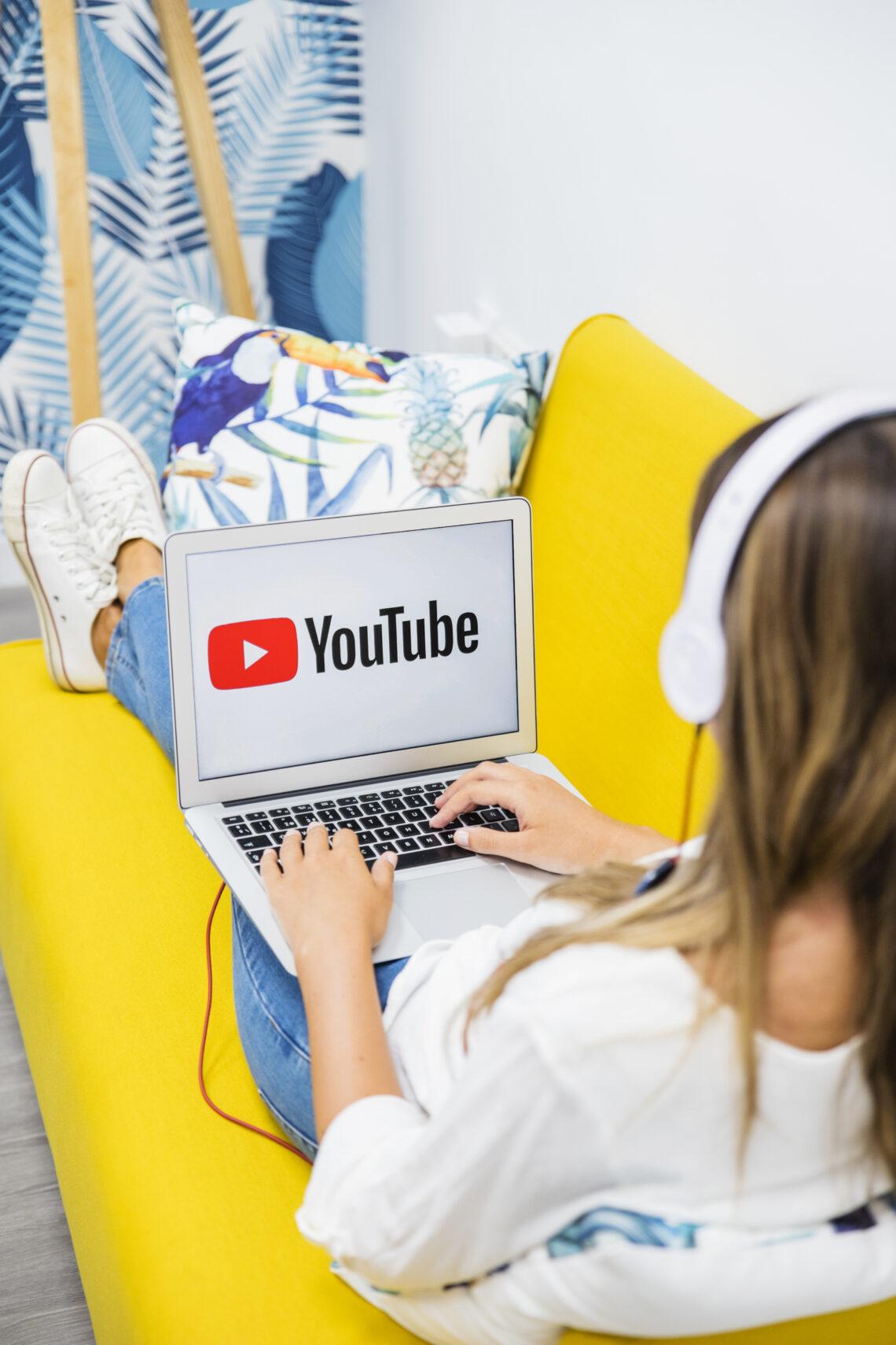 escribir para Youtube
